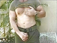 Military Sergeant Joe