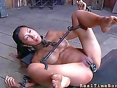 Darling is waiting for her sexy and rough torment
