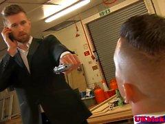 Paddy O Brian kidnaps Troy Daniels