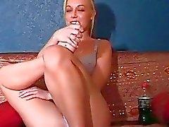 Leuke Kayden Kross dronken in een interview