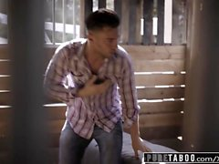 PURE TABOU Adriana Chechik Escapes Pyscho-Sex Thriller Rugueux