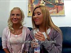 Kinky rusça sluts - girl # 2