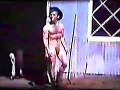 Gay Vintage 50's - Corral Workout