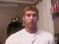 Kroppsbyggare Bretts Mycles Webcam posera för Compilation # 1