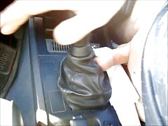 Volvo 850 Schaltsack ficken