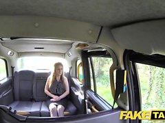 Fake Taxi Cougar vuole il grosso cazzo duro e grosso