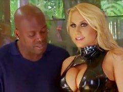 Hot & Sexy Blonde vs. BBC