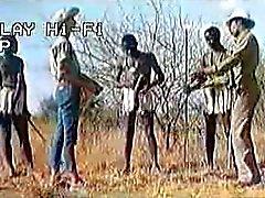 Африканским огромные пенис ! действительные Safari !