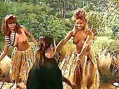 Dell'uomo bianco divorati donne tribù di africani