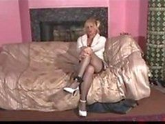 Dude Fucks & Creams Crossdresser After Blowing
