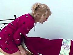 Mãe Televisão por 18yr Etapa-Filho velha para Foda que papai longe