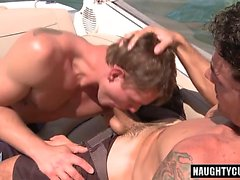 Big dick gay oral seks ve cumshot
