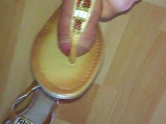 Deutsch Teen Eva (21j) Füße Schuh Fick Fetisch