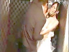 Busty Asian Mädchen bekommt sie auf zu ihrem Ex in ihrem Hochzeit