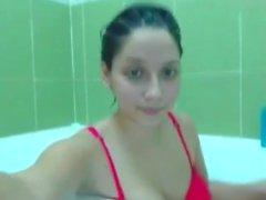 Escándalo: NRI Samira Satisfying Video 1 (xmasti)