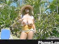 Le fantastiche Petti perversi di Bbw maturo Porno di Sesso