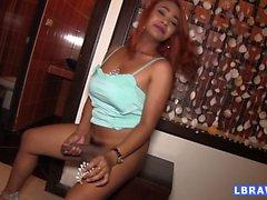 Ladyboy Jasmine - The Miss Big Dick
