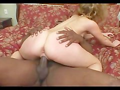 Interracial Hole Stretchers 3 - Scene 6