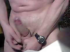 my closeup bondage webcam cumshot