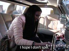 para için limuzinde Euro bebek patlamalar