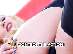 Briana Banks och Jessica Jaymes - Lusty Lesbian Love