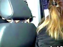 Prostituta arabe em um Inter Threeway
