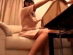 Massage asiatique huilée et fellation
