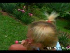 Блондин подростковый сосет Portugal и трахает большой кран воздухе