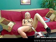 Live sexe machine à cames avec de Lexi Hirondelles