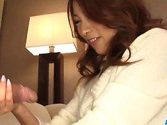 Dolce, di Kanako Tsuchiyo , colpi di cazzo come un un angelo