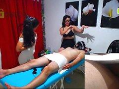 Asian Hidden Massage