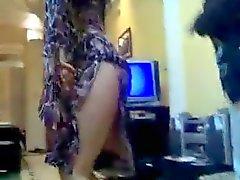 hot qatarien meisje dansen zo sexy
