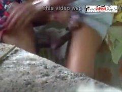 Lungi Man Sari Kadın Hard Sex outdoor sikikleri