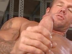 Warehouse Men Bo Dean and Heath Jordan Fucking