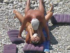 Guardone . Mio marito scopata la moglie ei cum su spiaggia libera
