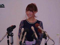 miembro ex-SKE48 Kito Momona listo para hacer su debut en la pornografía