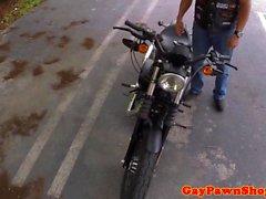 Ломбард велосипедиста любительских трах в жопу по quickcash
