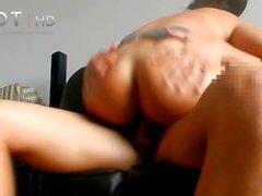 hirviön kalu Anal teini - Dianan cu de melancia portugal