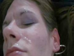 Tgirls cumming in their own mouth compilation