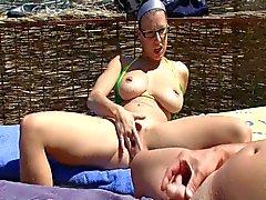 la masturbation en public et les fellation