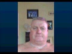 Perfect Daddy wanking webcam