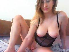 Amzing büyük göğüsler amatör porno kamerası