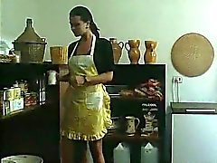 De cuisine Andréa Molnar a de Quickie