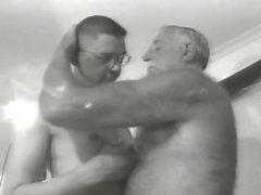 Les papas et les garçons. #daddy #mature #grandpa