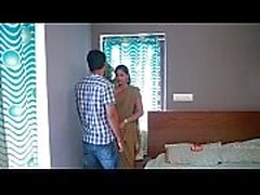 Heiße indische College Girl genießen mit Boy Friend - Latest Romantic Short Films 2015