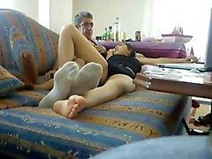 Turkish ex petite amie en baisée
