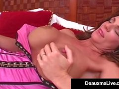 Sex Hungry Milfs Deauxma & Janet Mason servirais leurs corps!