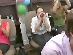 Steamy office party