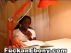 Африканская подросток задницу Interracial