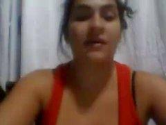 Argentinische Mädchen Flash große Titten